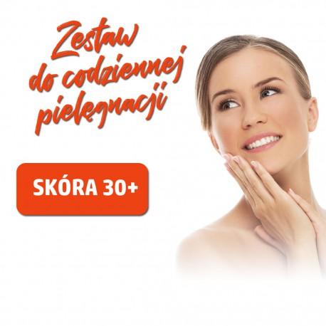 ZESTAW DO CODZIENNEJ PIELĘGNACJ - 4 produkty dla skóry 30+