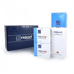 REJUVI FOOT REPAIR DUO - Regenerujący krem do stóp + maska intensywnie nawilżająca + szampon lub odżywka 50% TANIEJ
