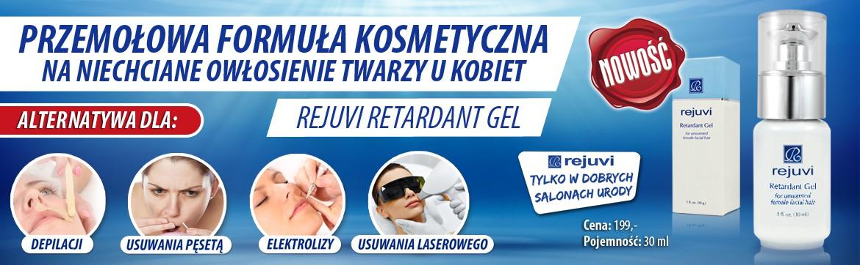 NOWOŚĆ - Rejuvi Retardant Gel
